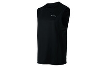 Odlo Men T-shirt sleeveless crew neck ASTI black